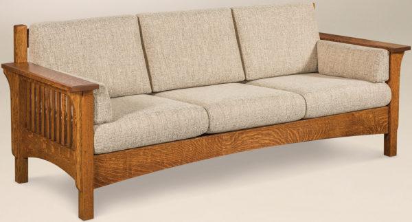 Amish Pioneer Slat Sofa