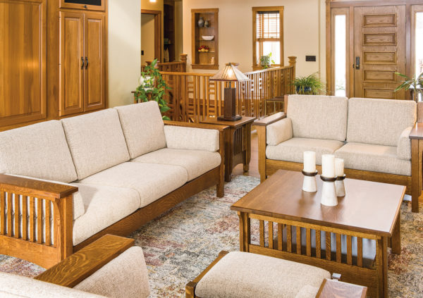 Amish Pioneer Family Room Collection