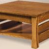 Amish Barrington Square Coffee Table