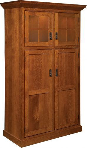 Amish Stickley Heritage Mission Pantry