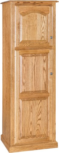 Amish Lux Traditional Two Door Pantry
