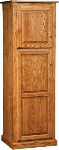 Amish Traditional 2 Door Pantry