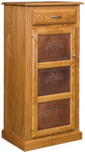 Amish Eden One Door Jelly Cupboard