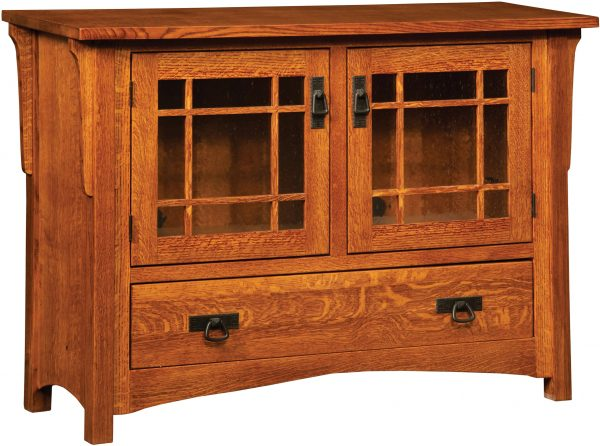 AmishGreenwood Mission Plasma TV Cabinet