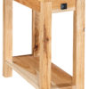Amish Carsey Narrow One Drawer End Table