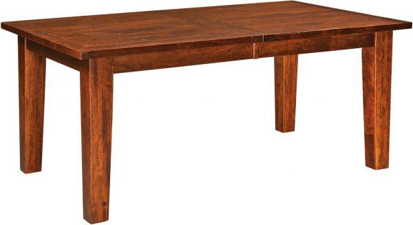 Amish Benson Rectangular Dining Table