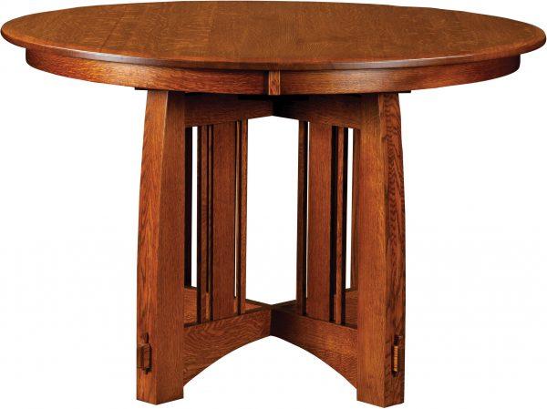 Amish Brookville Pub Dining Table