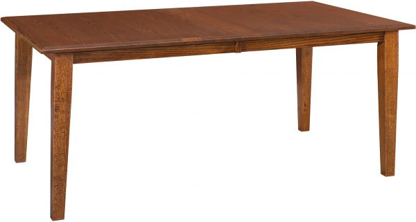 Amish Denver Leg Dining Room Table