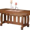 Amish Hampton Dining Room Table