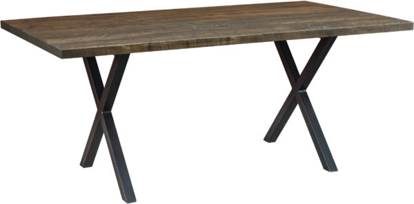 Amish Laredo Trestle Dining Table