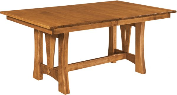 Amish Sierra Dining Room Table