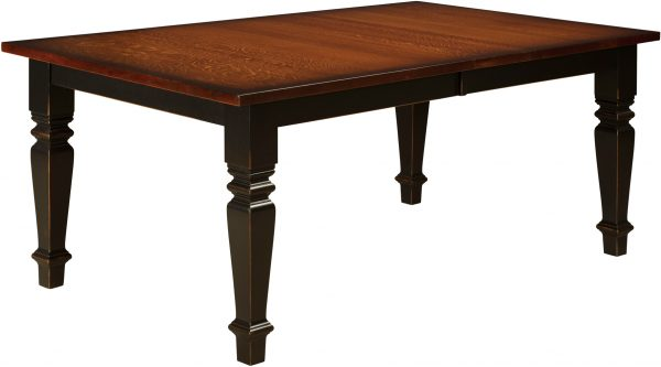 Amish Stanwood Dining Room Table