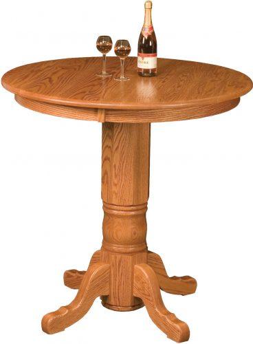 Amish Traditional Amish Pub Table