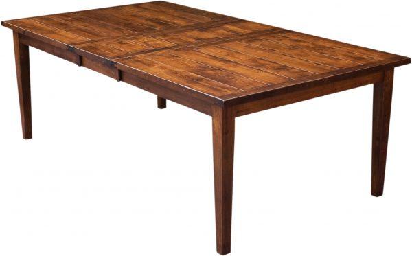 Amish Williamsburg Dining Room Table