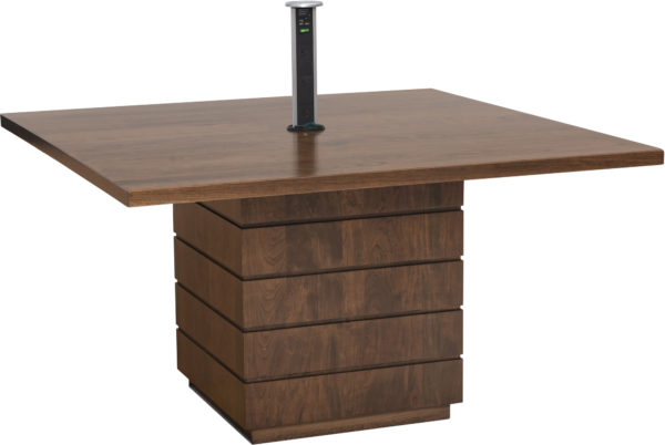Amish Brisbane Dining Table