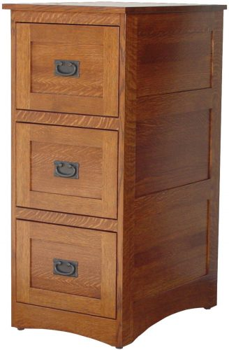 Deluxe Mission File Cabinet