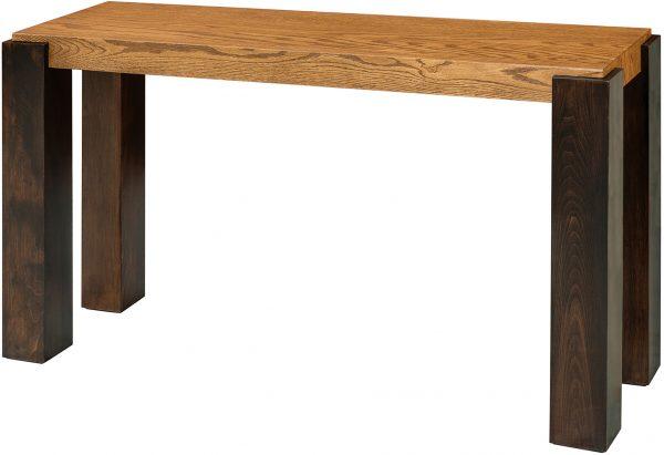 Amish Technik Sofa Table