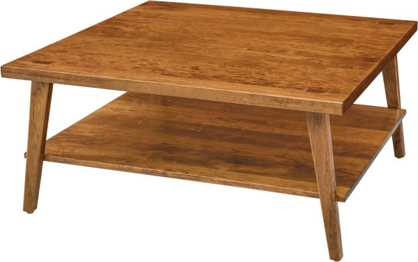 Amish Zemple Square Coffee Table