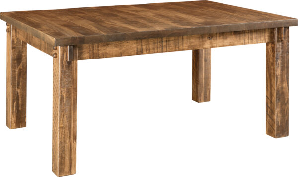 Amish Houston Leg Table
