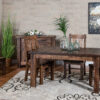 Amish Houston Leg Dining Room Collection