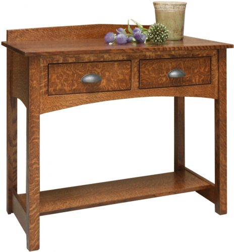 Amish Old Century Open Sideboard