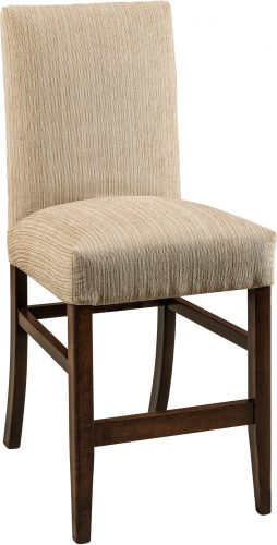 Amish Sheldon Stationary Bar Stool