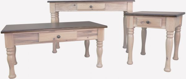 Amish Palisade Occasional Tables