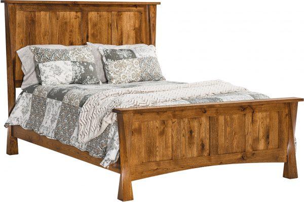 Amish Lexington Low Bed