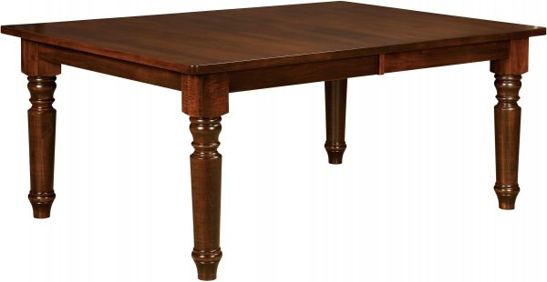 Amish Berkshire Dining Table
