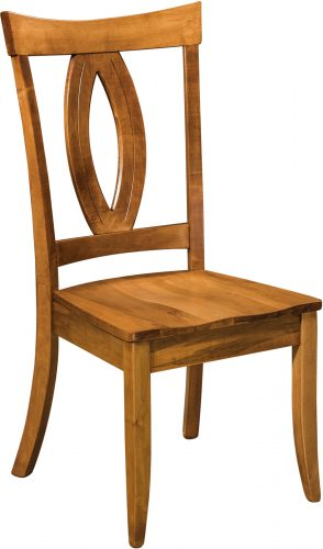 Amish Miami Dining Chair