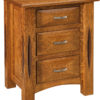 Amish Ravena Narrow Nightstand
