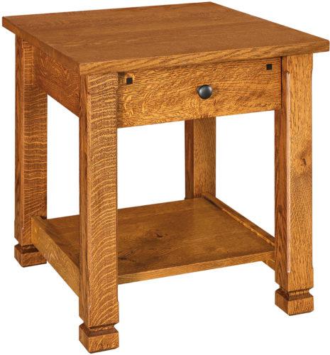 Amish Brockport End Tables