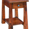 Amish Cambridge Small Side Table