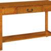 Amish Granny Mission Narrow Open Sofa Table