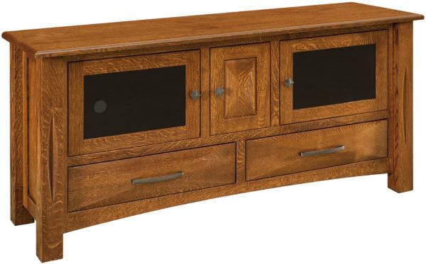 Amish Ravena Large Plasma TV Stand