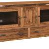 Amish Vandalia Large Plasma TV Cabinet