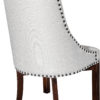 Amish Bella Dining Chair Back Detail