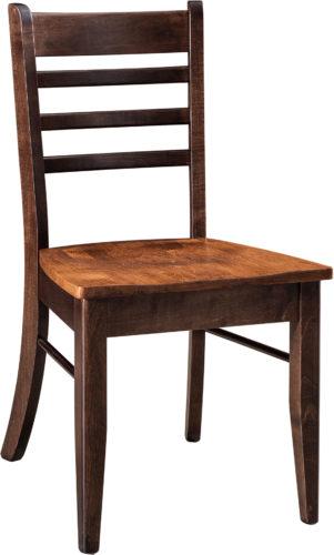 Amish Brady Side Chair