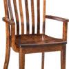 Amish Chandler Arm Chair