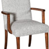 Amish Cleo Dining Chair with Arms