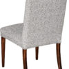 Amish Cleo Dining Chair Back Detail