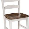 Amish Fargo Plain Leg Chair