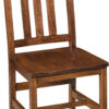Amish Lodge Dining Room Chair