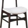 Amish Marque Upholstered Dining Chair