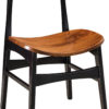 Amish Marque Two-Toned Chair