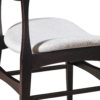 Amish Marque Upholstered Seat Detail
