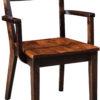 Amish Monterey Arm Chair