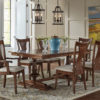 Amish Clawson and Benjamin Dining Set