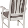 Amish Bilton Dining Chair Back View