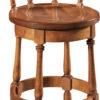 Amish Cosgrove Easton Top Bar Stool